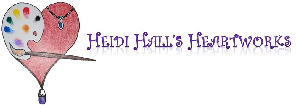 Heidi Hall's Heart Works